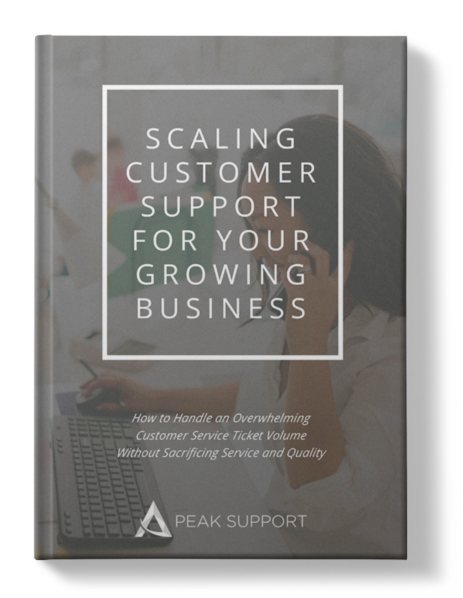Scaling Customer Support for Your Growing Business eBook