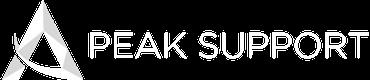 Peak Support WHITE-1