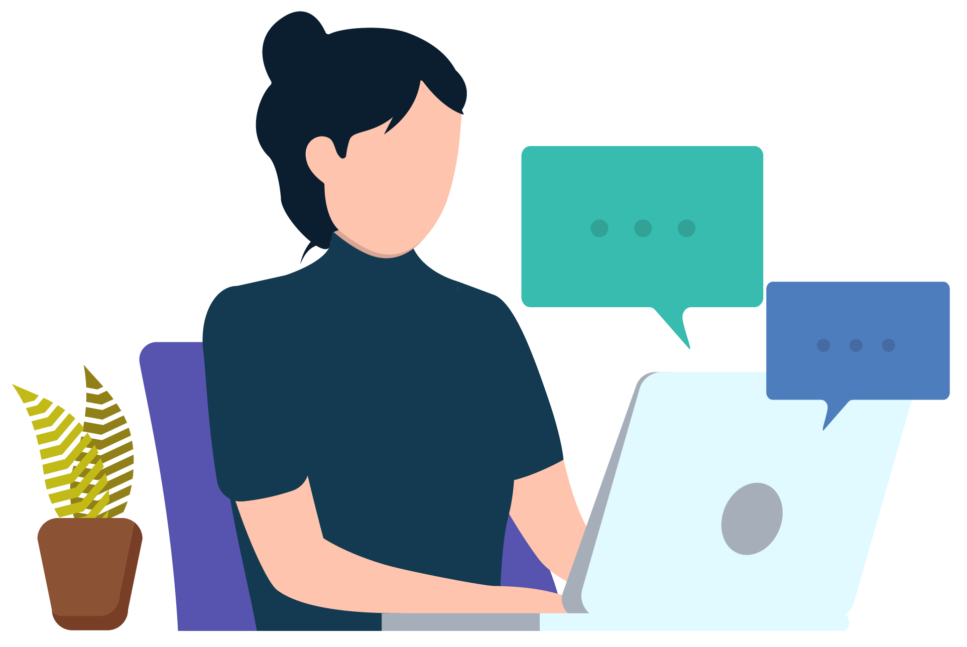 Customer Support for Live Chat